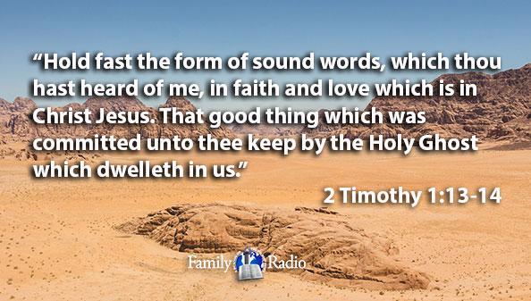 1 Timothy 1:13-14