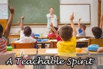 Teachable-Spirit